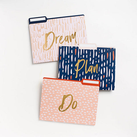 Dream Do Folder