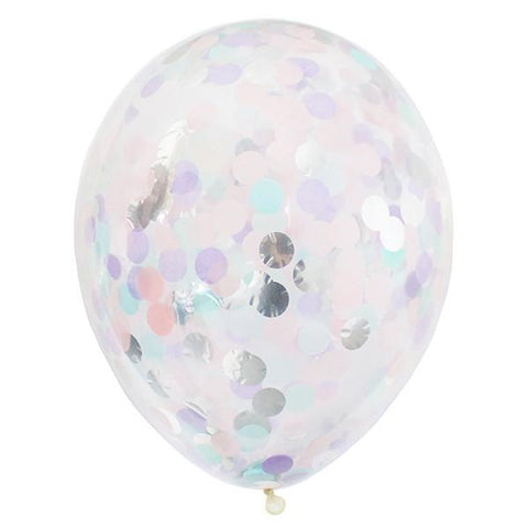 Alexis Mattox Design - Unicorn Confetti Balloon