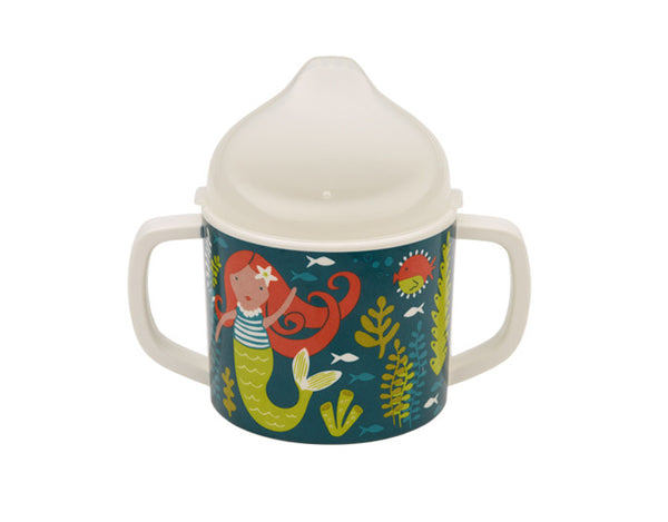 Sugar Booger Sippy Cup - Isla Mermaid