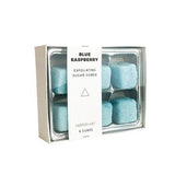 Exfoliating Sugar Cubes Blue Raspberry