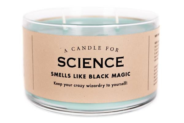 A Candle for Science