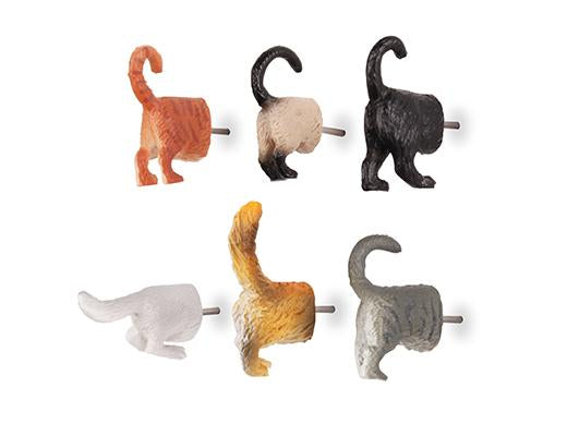 Cat Butt Push Pins