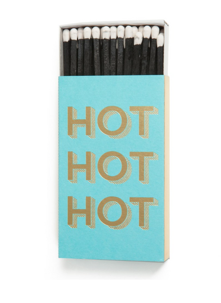 Hot Hot Hot Matchbox