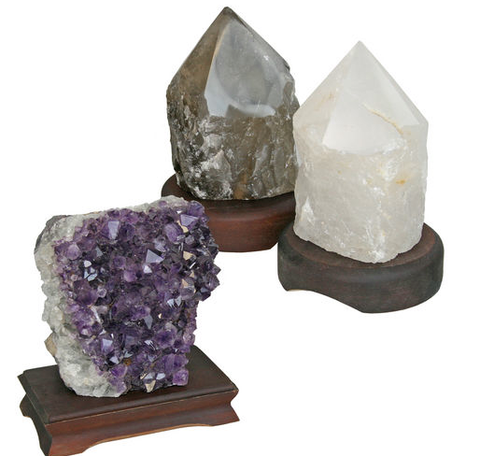 Mineral Lamps