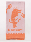 BLUE Q HANGRY DISH TOWEL