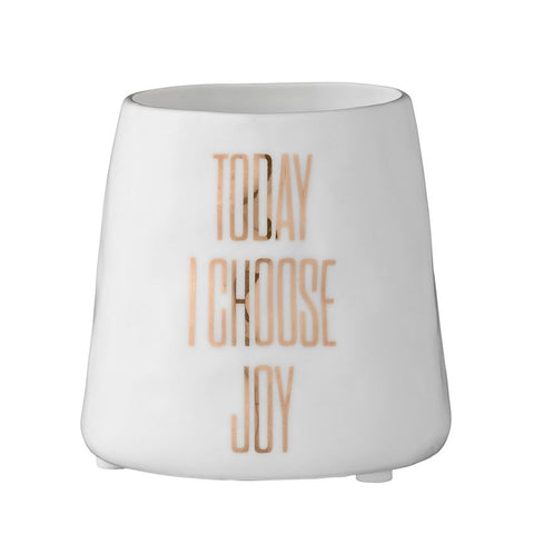 """Today I Choose Joy"" Pot"