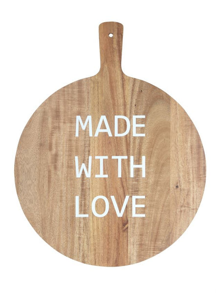 Made With Love Tray