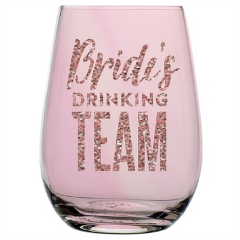 Brides Drinking Team
