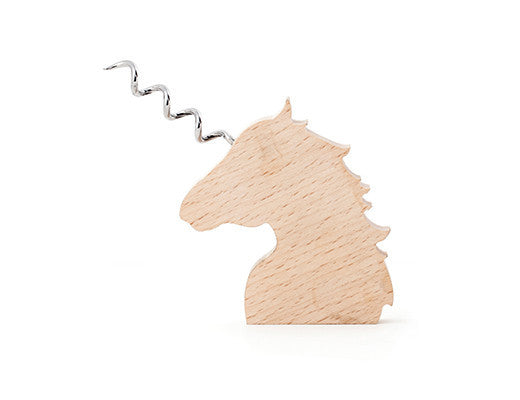 Corkscrew Unicorn