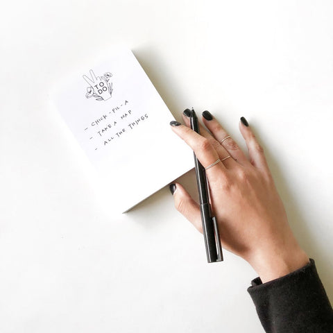 Alli K Design  - To-Do Pads
