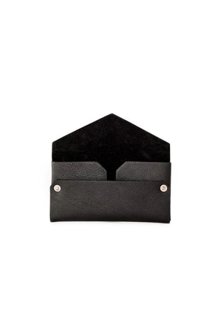 GRANDE ENVELOPE WALLET- BLACK