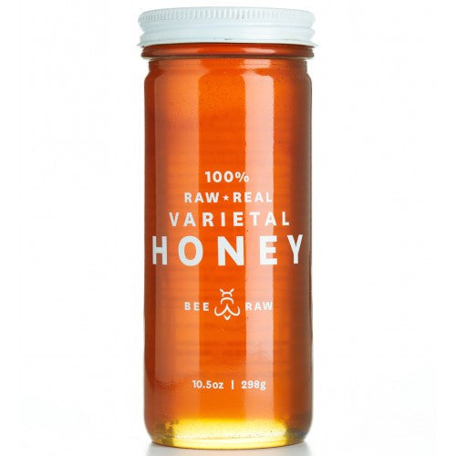 Raw Georgia Holly Blossom Honey