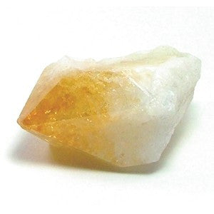 Citrine Point Crystal