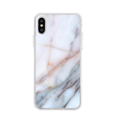 NEUTRAL MARBLE PHONE CASE