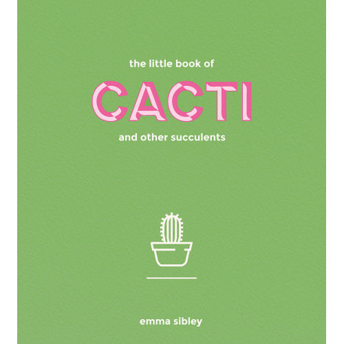 LITTLE BK OF CACTI & OTHER SUCCULENTS