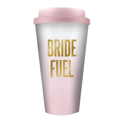 16oz travel Tumbler Bride Fuel
