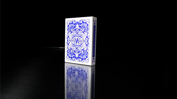 Chameleon Playing Cards (Blue) by Expert Playing Cards