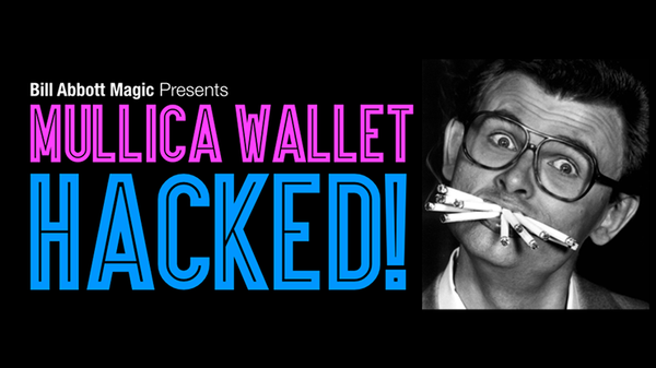 Mullica Wallet Hacked! with DVD, Books, and Props (Package)