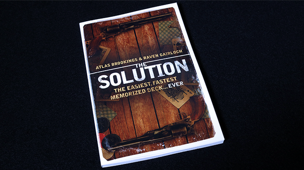 The Solution by Atlas Brookings