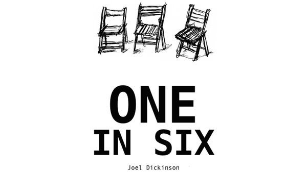 One in Six by Joel Dickinson - eBook DOWNLOAD