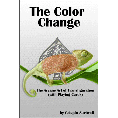 The Color Change by Crispin Sartwell - Book