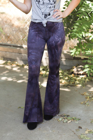 Tie Dye Bell Bottoms - ShopSpoiled