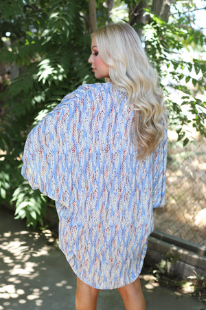Where The Feathers Fall Cardigan - ShopSpoiled