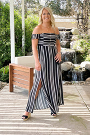 Dancing in the Field Maxi Dress - ShopSpoiled