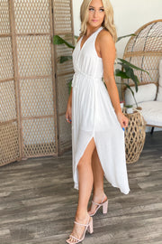 Dancing In The Sand Maxi Dress - ShopSpoiled