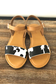 Farm Girl Sandals - ShopSpoiled