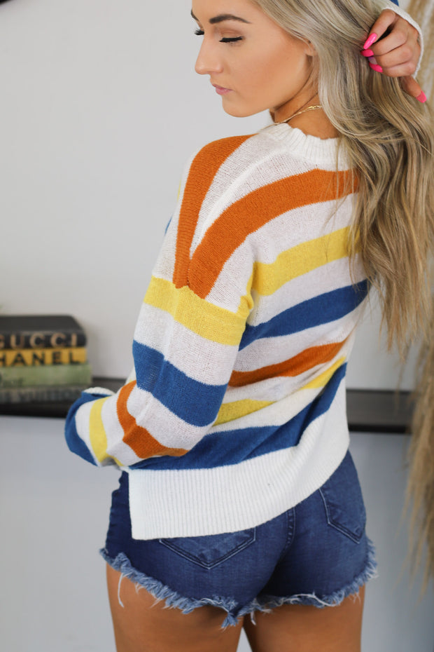 Going My Way Sweater - ShopSpoiled