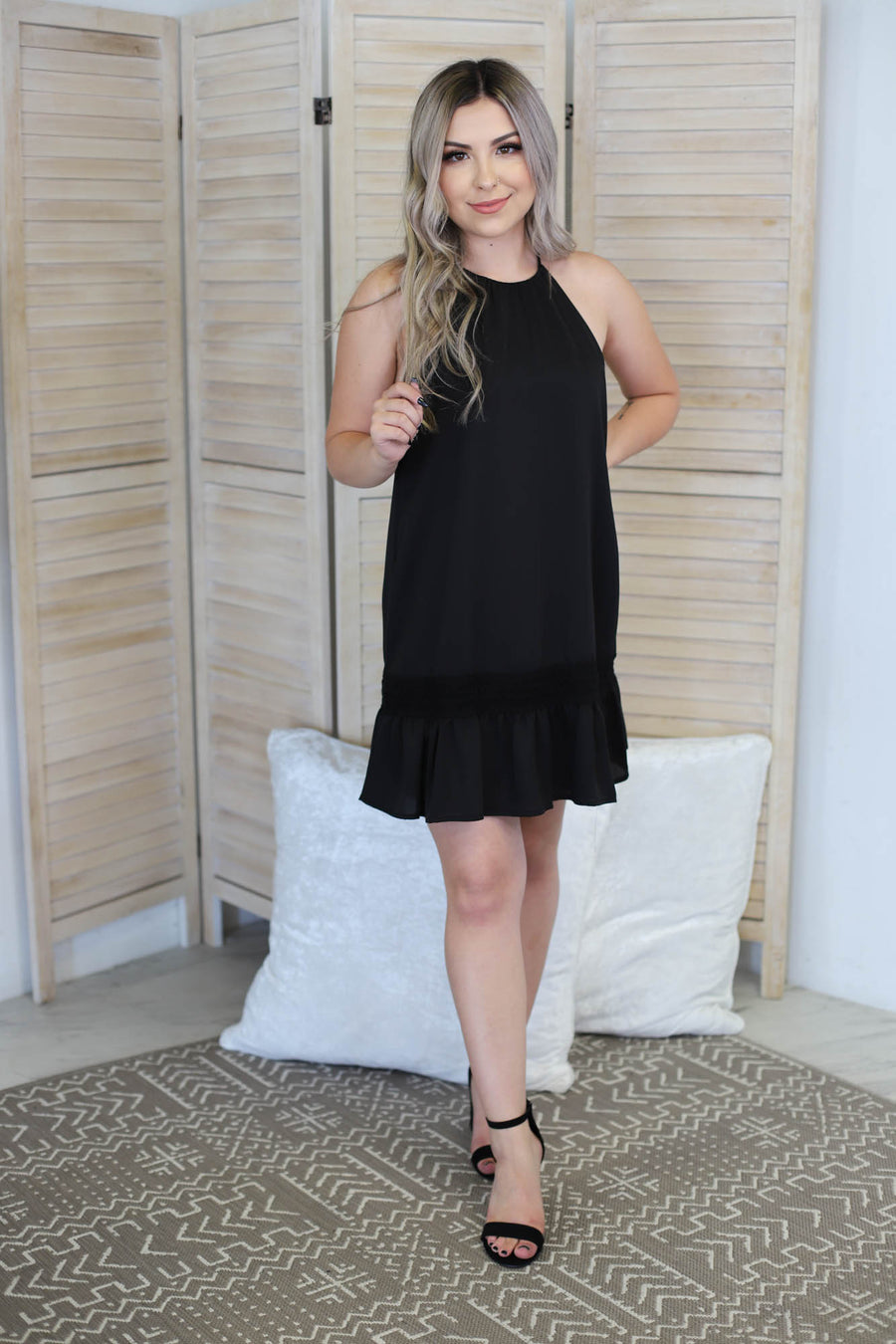 Days Like This Dress: Black - ShopSpoiled