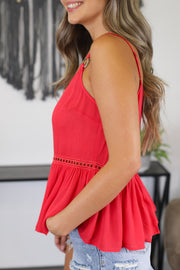 Clean Slate Tank: Coral - ShopSpoiled