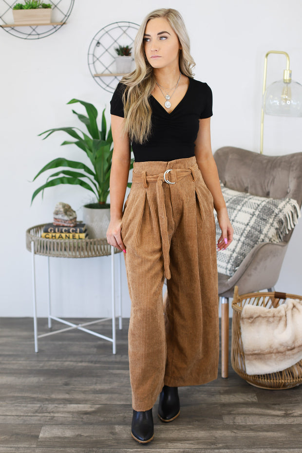 Goal Getter Pants - ShopSpoiled