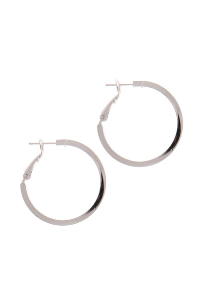 Good Future Hoop Earrings - Shop Spoiled Boutique