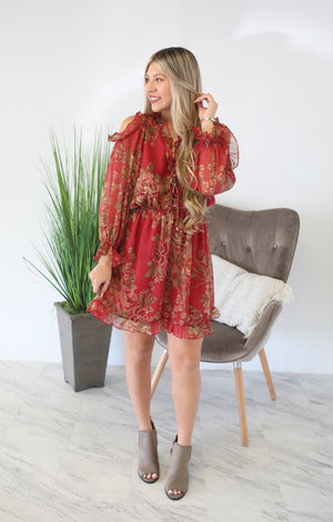 Take Me To Brunch Dress - ShopSpoiled