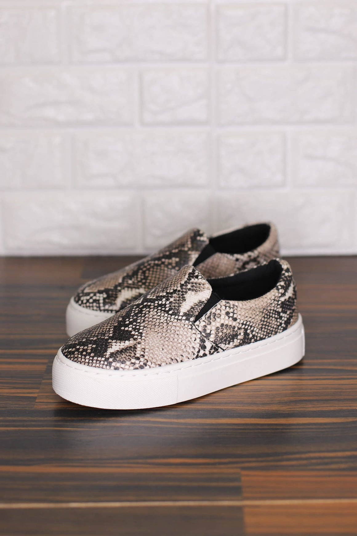 Snake slip on shoe : Snake - ShopSpoiled