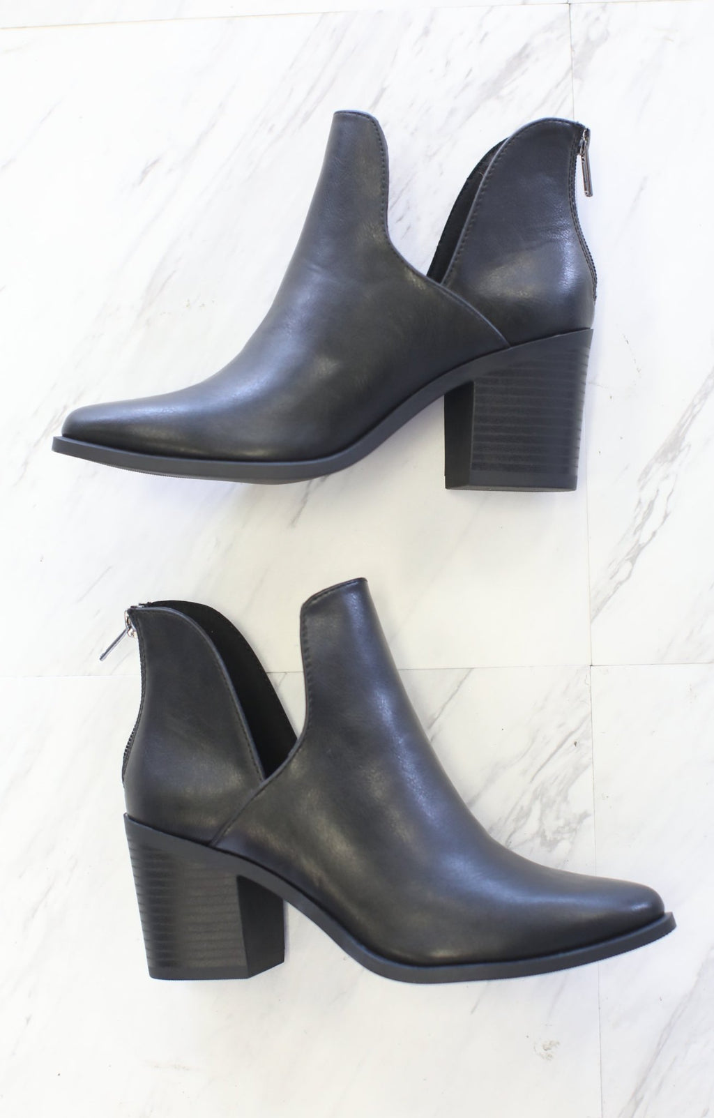 Durable Bootie: Black - ShopSpoiled
