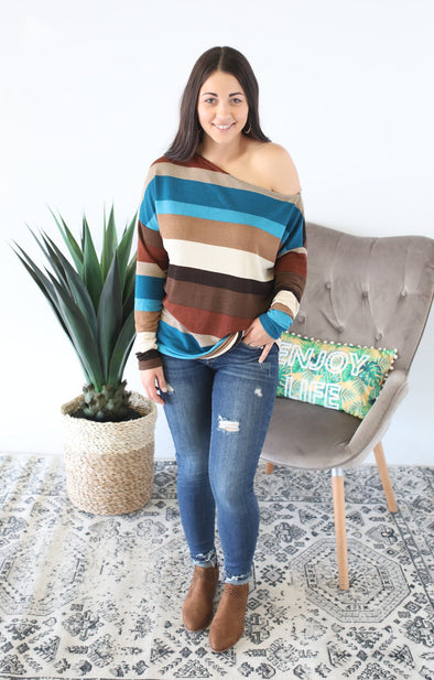 Fall Fever Sweater - ShopSpoiled