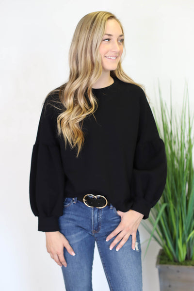 Hey Girl Pullover - ShopSpoiled