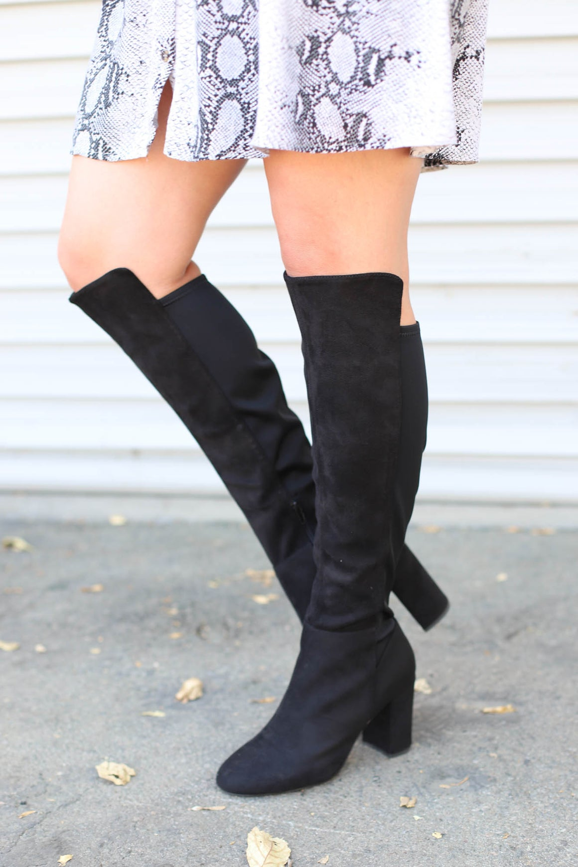 City Lights Boots - ShopSpoiled