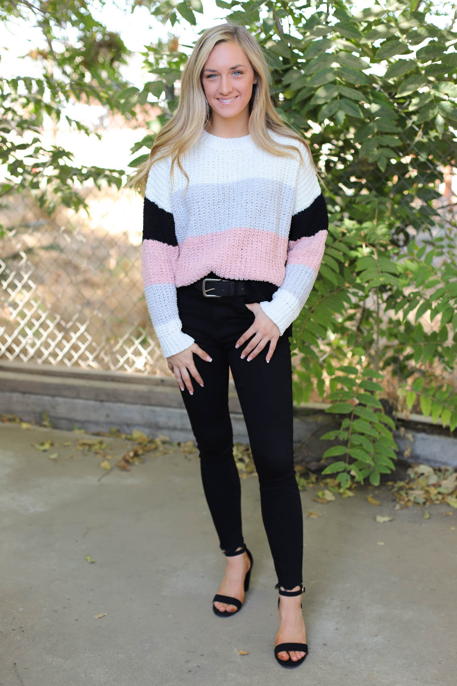 Kylie Sweater - ShopSpoiled