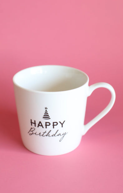 Happy Birthday Mug - ShopSpoiled