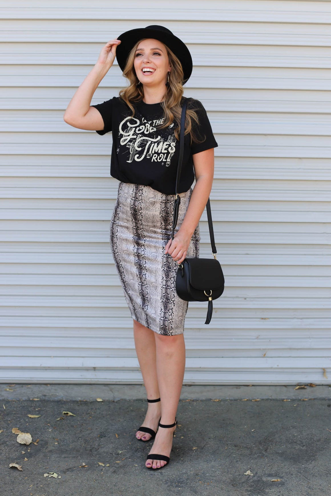 City Girl Skirt - ShopSpoiled