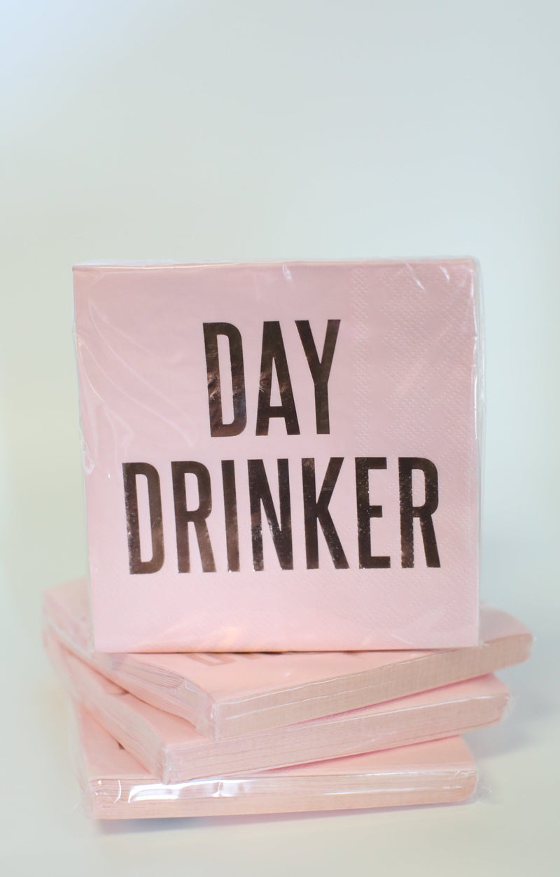 Day Drinker Napkins - ShopSpoiled