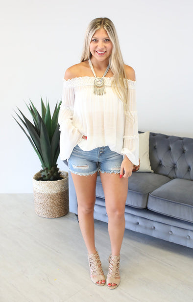 Sweet Summertime Top - ShopSpoiled