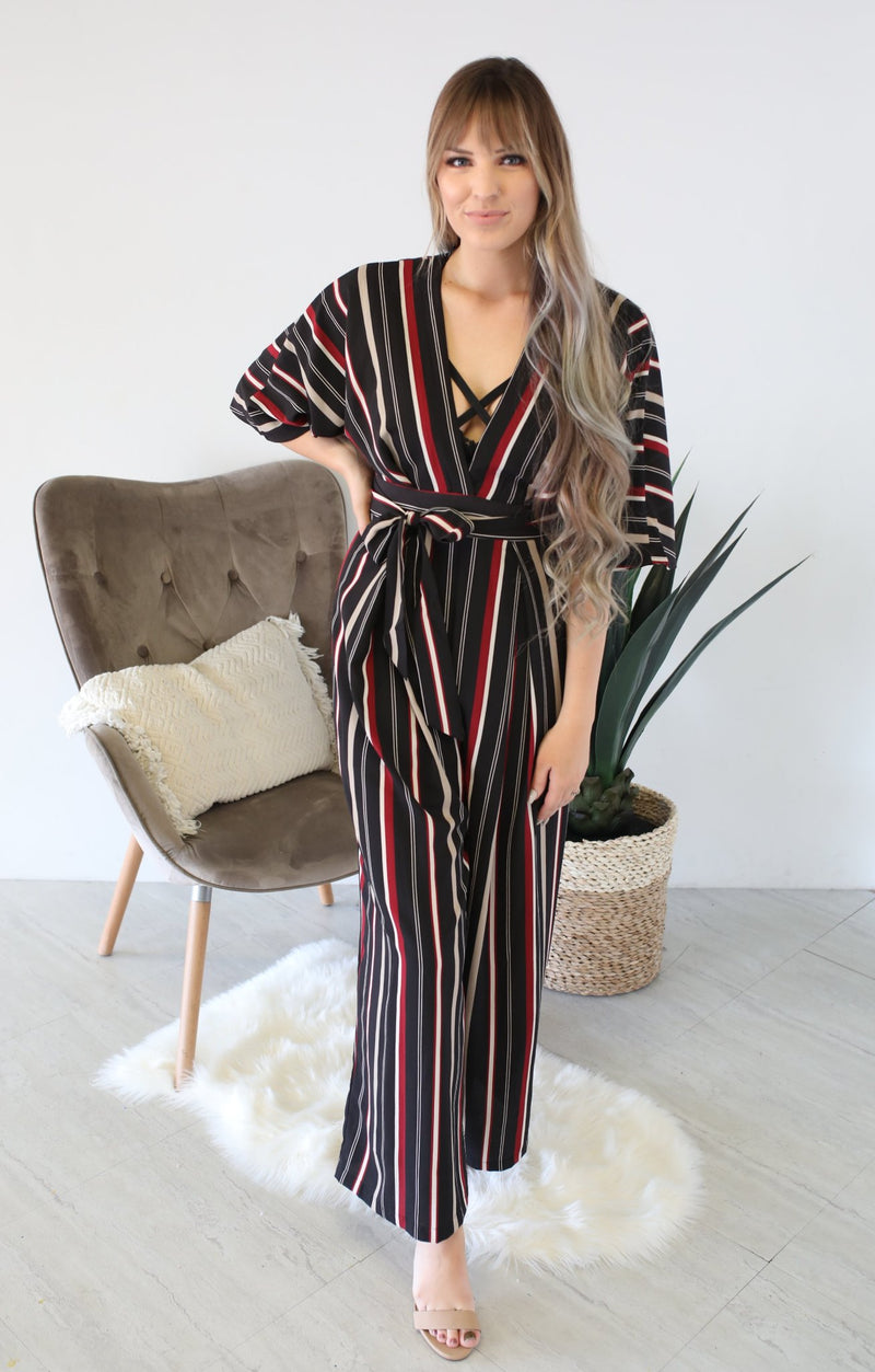 Need Not Apply Jumpsuit - ShopSpoiled