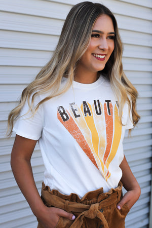 Beauty Tee - ShopSpoiled
