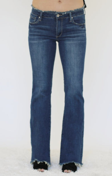 Danielle Boot Cut Jeans - ShopSpoiled