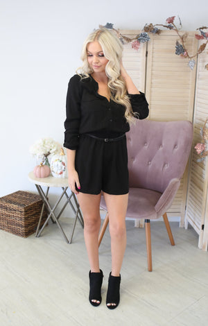 Ramble On Romper - ShopSpoiled